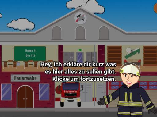Feuerwehr-Spiel